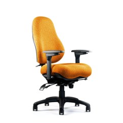 High Back Chairs With Arms Replacement Chair Seat Cover Neutral Posture - 8000 Series